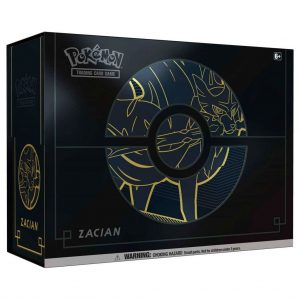 Pokémon TCG - Elite Trainer Box Plus - Zacian