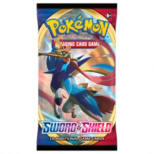 Pokémon TCG - Sword & Shield Base Set Booster Pack