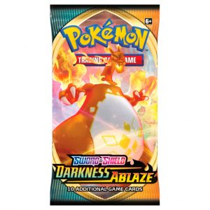 Pokémon TCG - Sword & Shield Darkness Ablaze Booster Pack