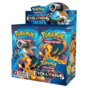 Pokémon TCG - XY Evolutions Booster Box