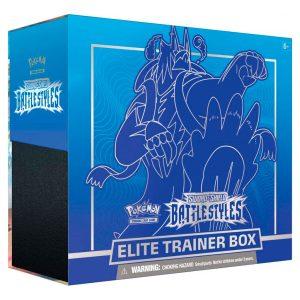 Pokémon TCG - Battle Styles - Elite Trainer Box - Rapid Strike