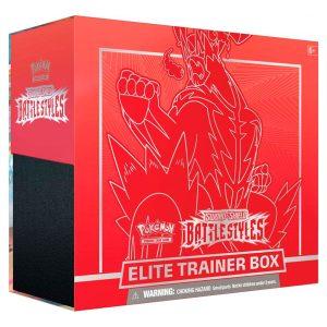 Pokémon TCG - Battle Styles - Elite Trainer Box - Single Strike