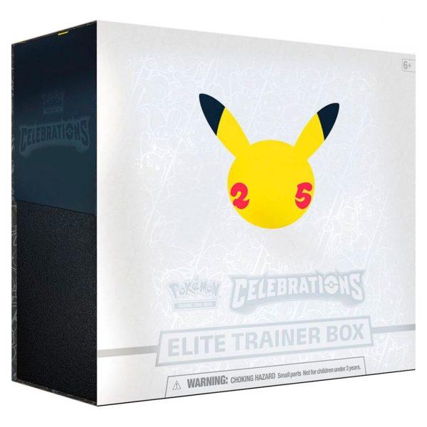 Pokémon TCG - Celebrations - Elite Trainer Box