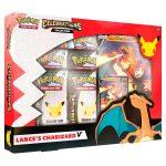 Pokémon TCG - Celebrations - Lance's Charizard V Box