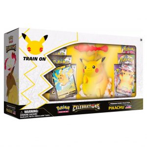 Pokémon TCG - Celebrations - Premium Figure Collection - Pikachu VMAX
