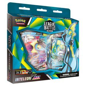Pokémon TCG - Inteleon VMAX League Battle Deck
