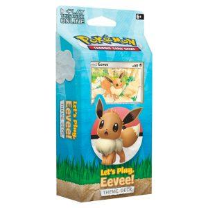 Pokémon TCG - Let's Play Theme Deck - Eevee
