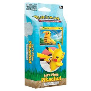 Pokémon TCG - Let's Play Theme Deck - Pikachu