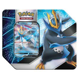 Pokémon TCG - V Strikers Tin - Empoleon V