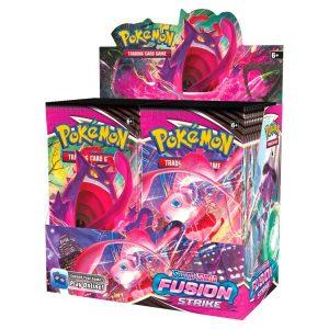 Pokémon TCG - Sword & Shield Fusion Strike Booster Box